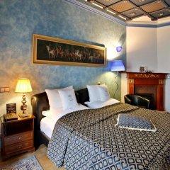 Отель U Pava Прага комната для гостей фото 5