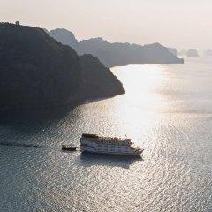 Отель Halong Paloma Cruise пляж