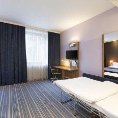 Отель Holiday Inn Express Frankfurt City Hauptbahnhof комната для гостей фото 11