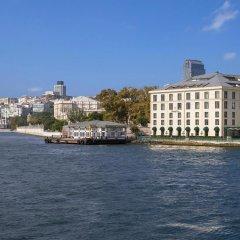 Shangri-La Bosphorus, Istanbul Турция, Стамбул - 3 отзыва об отеле, цены и фото номеров - забронировать отель Shangri-La Bosphorus, Istanbul онлайн пляж фото 2