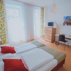 Отель Actilingua Apartment Hotel Австрия, Вена - отзывы, цены и фото номеров - забронировать отель Actilingua Apartment Hotel онлайн комната для гостей фото 4