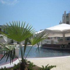 Отель Апарт Отель Рейнбол Болгария, Солнечный берег - отзывы, цены и фото номеров - забронировать отель Апарт Отель Рейнбол онлайн пляж фото 2