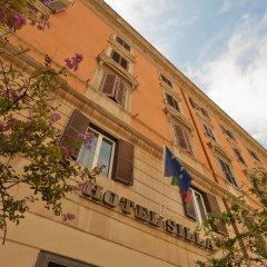 Отель Silla Италия, Рим - 2 отзыва об отеле, цены и фото номеров - забронировать отель Silla онлайн вид на фасад фото 2