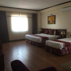 Отель Blue Sky Halong Hotel Вьетнам, Халонг - отзывы, цены и фото номеров - забронировать отель Blue Sky Halong Hotel онлайн комната для гостей фото 5