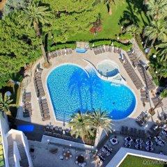 Отель Novotel Cannes Montfleury Франция, Канны - отзывы, цены и фото номеров - забронировать отель Novotel Cannes Montfleury онлайн балкон