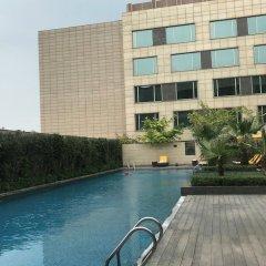 JW Marriott Hotel New Delhi Aerocity бассейн фото 2