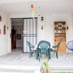 Отель Villas Mercedes Сиуатанехо бассейн фото 2