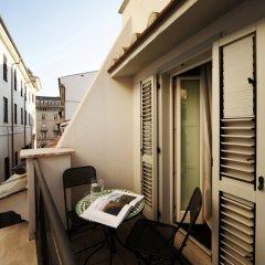 Отель The Telegraph Suites Рим балкон