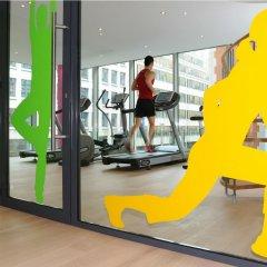 Thon Hotel EU фитнесс-зал фото 2