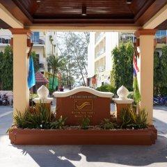 Отель Karon Sea Sands Resort & Spa Таиланд, Пхукет - 3 отзыва об отеле, цены и фото номеров - забронировать отель Karon Sea Sands Resort & Spa онлайн парковка