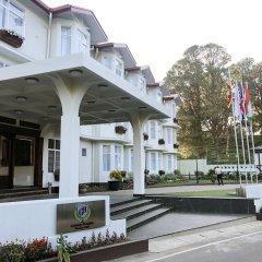 Отель Galway Forest Lodge Hotel Nuwara Eliya Шри-Ланка, Нувара-Элия - отзывы, цены и фото номеров - забронировать отель Galway Forest Lodge Hotel Nuwara Eliya онлайн вид на фасад