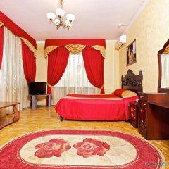 Гостиница Корона Роял комната для гостей фото 3
