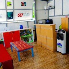 Отель U&I Place Koh Tao - Hostel Таиланд, Остров Тау - отзывы, цены и фото номеров - забронировать отель U&I Place Koh Tao - Hostel онлайн детские мероприятия фото 2
