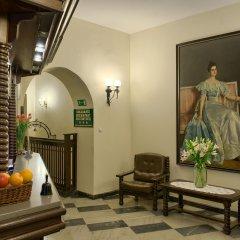 Hotel Dwór Polski интерьер отеля