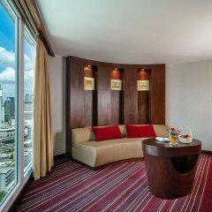 Ambassador Bangkok Hotel Бангкок комната для гостей фото 4