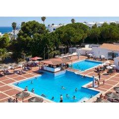 Отель Albufeira Jardim Apartments Португалия, Албуфейра - 1 отзыв об отеле, цены и фото номеров - забронировать отель Albufeira Jardim Apartments онлайн пляж фото 2