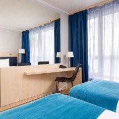 Гостиница Санкт-Петербург 4* Стандартный номер с 2 отдельными кроватями фото 12