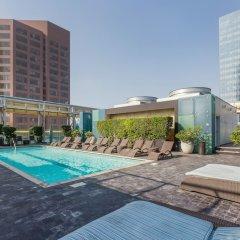 Отель Spacious Penthous @ 1010 Wilshire бассейн фото 3