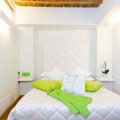Отель Domus Spagna Capo le Case Luxury Suite комната для гостей