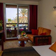 Hotel Jardin Savana Dakar комната для гостей
