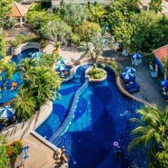 Отель The Royal Paradise Hotel & Spa Таиланд, Пхукет - 4 отзыва об отеле, цены и фото номеров - забронировать отель The Royal Paradise Hotel & Spa онлайн бассейн