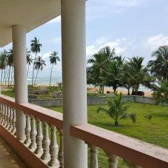 Отель The Beach house Гана, Шама - отзывы, цены и фото номеров - забронировать отель The Beach house онлайн балкон