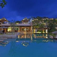 Отель The Westin Siray Bay Resort & Spa, Phuket Таиланд, Пхукет - отзывы, цены и фото номеров - забронировать отель The Westin Siray Bay Resort & Spa, Phuket онлайн бассейн