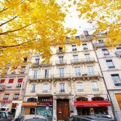 Отель L'imprimerie - Appartements Hotel Франция, Лион - отзывы, цены и фото номеров - забронировать отель L'imprimerie - Appartements Hotel онлайн балкон