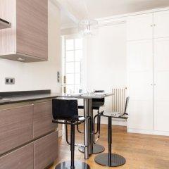 Апартаменты Marais - Francs Bourgeois Apartment в номере