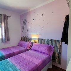Отель Atico Terraza And Barbacoa Park Guell Барселона комната для гостей фото 3