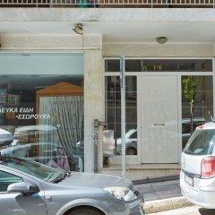 Отель Fabulous 3BD Apt close to Kalimarmaro Афины парковка