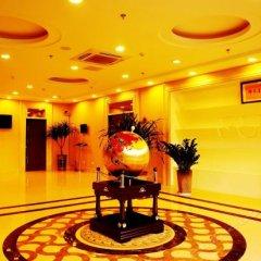 Dalian Fuge Business Hotel интерьер отеля