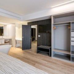Отель Apartamentos Y Villas Oliva Nova Golf Олива удобства в номере
