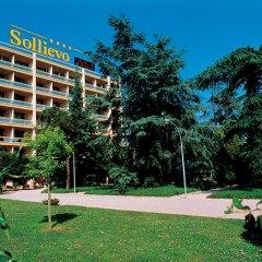 Отель Sollievo Terme Италия, Монтегротто-Терме - отзывы, цены и фото номеров - забронировать отель Sollievo Terme онлайн спортивное сооружение