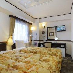 Отель Toyoko Inn Hakata-guchi Ekimae Япония, Хаката - отзывы, цены и фото номеров - забронировать отель Toyoko Inn Hakata-guchi Ekimae онлайн комната для гостей фото 2