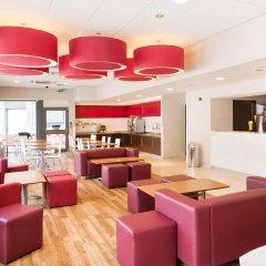 Отель Travelodge Liverpool Central Exchange Street гостиничный бар