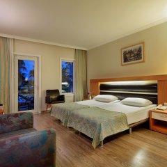 Отель Crystal Flora Beach Resort – All Inclusive комната для гостей