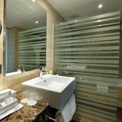 Отель Pullman Kinshasa Grand Hotel Республика Конго, Киншаса - отзывы, цены и фото номеров - забронировать отель Pullman Kinshasa Grand Hotel онлайн ванная
