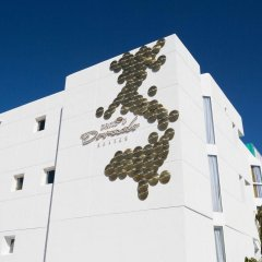 Отель Dorado Ibiza Suites - Adults Only Испания, Сант Джордин де Сес Салинес - отзывы, цены и фото номеров - забронировать отель Dorado Ibiza Suites - Adults Only онлайн спортивное сооружение