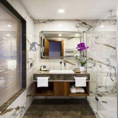 Artur Hotel Турция, Канаккале - 1 отзыв об отеле, цены и фото номеров - забронировать отель Artur Hotel онлайн ванная фото 4