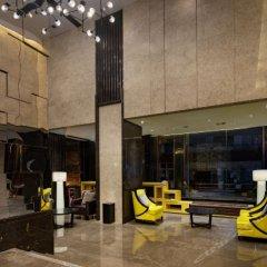 Отель Insail Hotels (Huanshi Road Taojin Metro Station Guangzhou ) Китай, Гуанчжоу - отзывы, цены и фото номеров - забронировать отель Insail Hotels (Huanshi Road Taojin Metro Station Guangzhou ) онлайн интерьер отеля фото 3