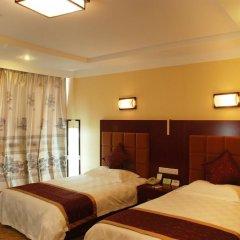 Отель Super 8 Wuyuan Qian Shui Wan - Wuyuan комната для гостей фото 2