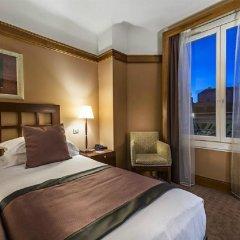 Отель Best Western Hôtel Mercedes Arc de Triomphe сейф в номере