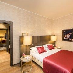 Отель The Rosa Grand Milano - Starhotels Collezione комната для гостей фото 2