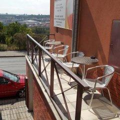 Отель Pension Dobroucky балкон