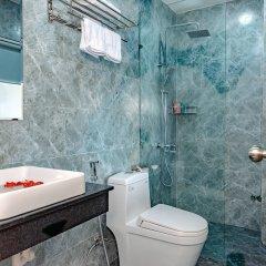 Отель Little Boss Homestay ванная