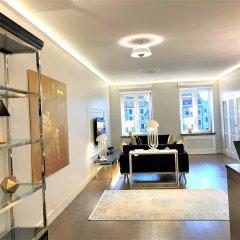 Апартаменты MONDRIAN Luxury Suites & Apartments Warsaw Market Square интерьер отеля