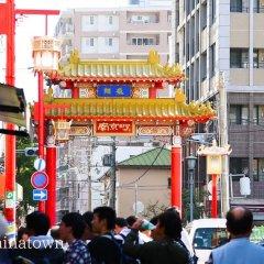 Kobe Sannomiya Union Hotel Кобе фото 5