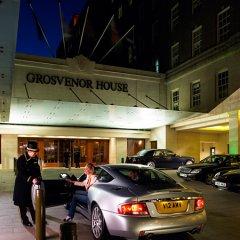 Отель JW Marriott Grosvenor House London парковка