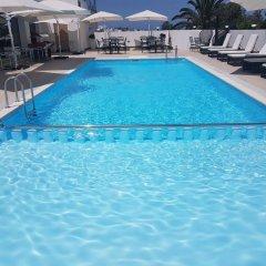 Отель Fredj Hotel and Spa Марокко, Танжер - отзывы, цены и фото номеров - забронировать отель Fredj Hotel and Spa онлайн бассейн